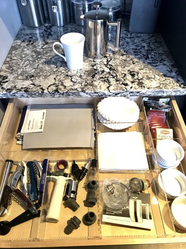 Baltimore Loft Condo Necessities Drawer Organizer Divider Insert