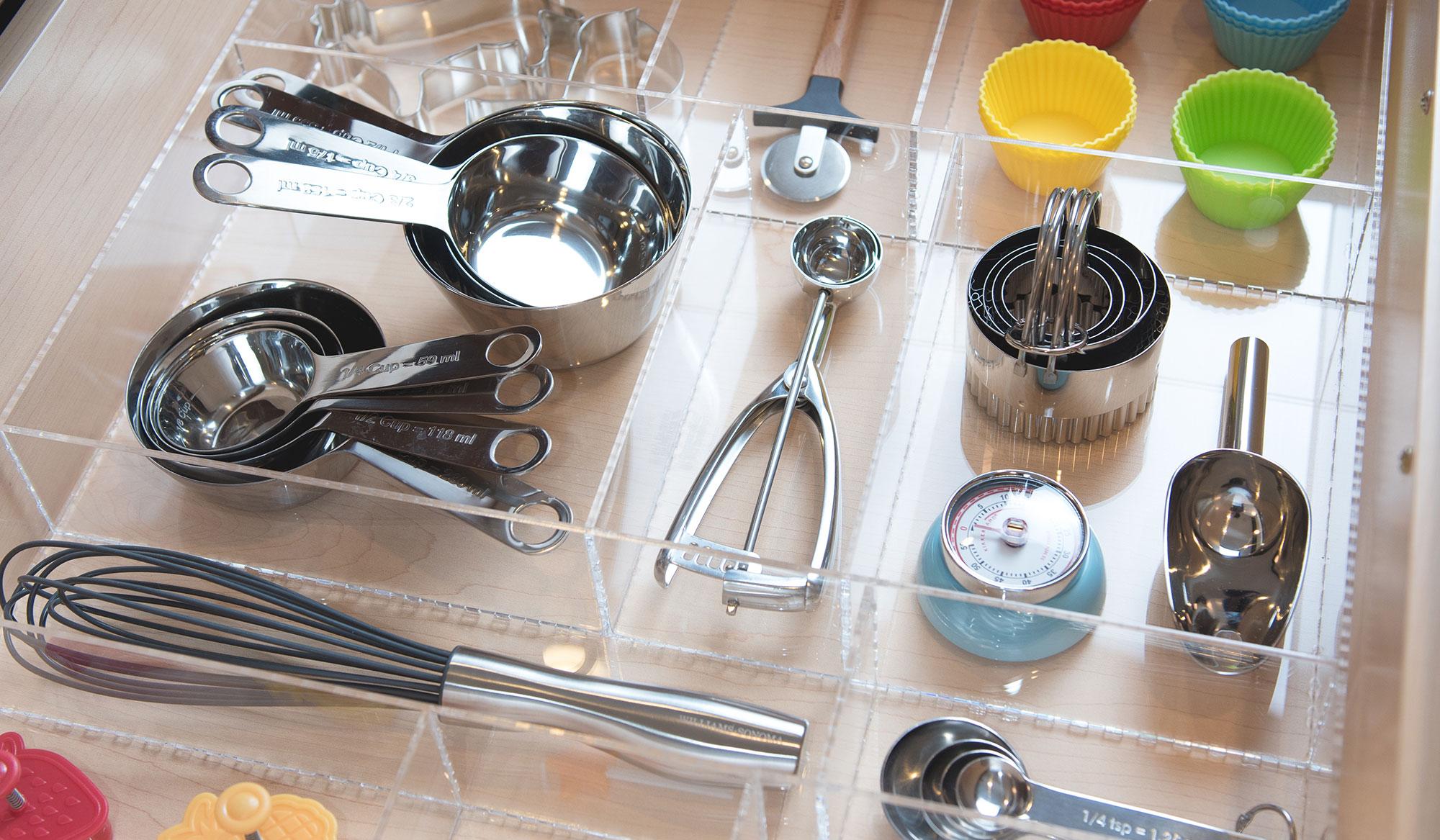 Custom Drawer Organizers - Organize My Drawer