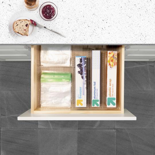 Kitchen Drawer Organizers, Cabinet Organizers, Dividers ...