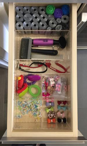 Dog drawer