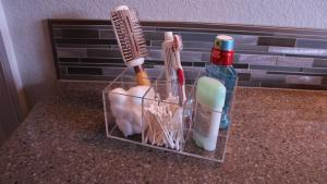 Bathroom Countertop Organizer