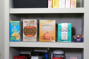 Pantry Shelf Organizer