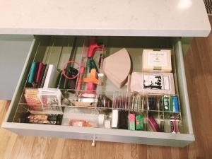 Kim's Coffee Junk Drawer