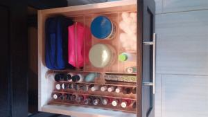 Manicure Deep Drawer Organizer